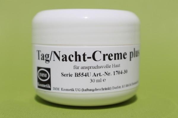 Tag/Nacht-Creme plus für die anspruchsvolle Haut